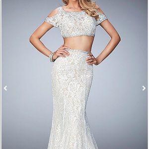 NWOT La Femme Formal Dress